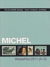 Michel Westafrilka 2011, A-G Countries, Ubersee Katalog Band 5, NEW