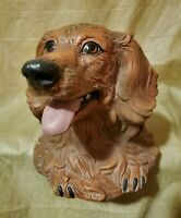 Townsend's Ceramic's Longhaired Dachshund