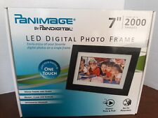 Pandigital Panimage 7 inch LED Digital Photo Picture Frame