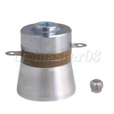Ultraschall Piezoelektrische Wandler Reiniger 60W 40KHz 45mm Dia 55mm H?he