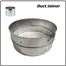 Metal joiner duct Joiner heating cooling 300mm duct joiner Metal duct joiner