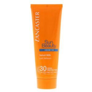 Lancaster Sun Beauty Body Milk 75ml SPF 30 High Protection - NEW.