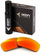Polarized IKON Replacement Lenses For Ray Ban RB4057 Fire Orange Mirror