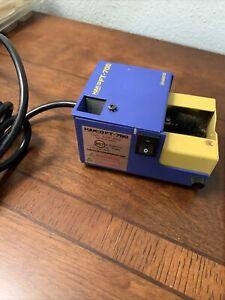 Hakko Ft700-05 Tip Polisher,Blue/Yellow