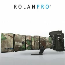 ROLANPRO  Lens Camouflage Coat Rain Cover for Nikon AF-S 500mm F5.6E PF ED VR