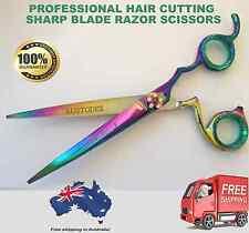 "Sharp blade razor Stylish Salon Barber Hairdressing Scissors Hair shears 6 """