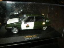 1:43 Ixo Citroen Visa guardia civil 1982 VP