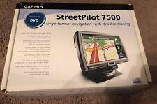 GPS Garmin Street Pilot 7500