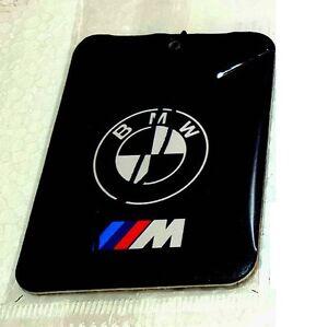 BMW M Sport  1,3,4,5,6,7,8,X Series ** Car Air Freshener **Deal 3 for £12.99