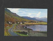 Vintage Colour Postcard General View Torridon Village Ross-Shire unposted