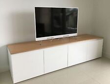 "Local Manufactural ""001"" Lowline TV Entertainment Unit Living Room Furniture"