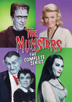 The Munsters: The Complete Series [New DVD] Boxed Set, Repackaged, Slipsleeve