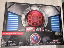 Marvel Legends Ten Years San Diego COMIC CON Exclusive Red Skull And Tesseract