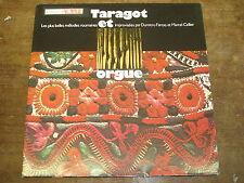 TARAGOT ET ORGUE Les plus belles mélodies roumaines LP