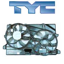 Ford Edge 2007-2014 TYC 622040 Dual Radiator & Condenser Fan