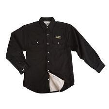 Klein Tools 96610BLK-S Klein Electrician's Shirt - Black (S)
