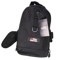Abu Garcia Waterproof Fishing Tackle Bag Reel Lure Bag with Fishing Pliers Bag