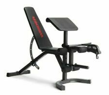 Weider WEBE29620 Olympic Workout Bench