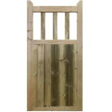 Wooden Gate, Wooden Pedestrian, Gate, Wooden Side Gate, Heavy Duty, Cottage gate