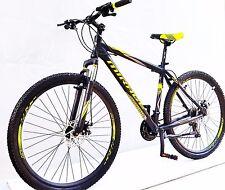 """Mountainbike 29"""" bicicleta GT ALUMINIO MTB, 21 Shimano, Disc Brake Sparkle, Neco voladizo"""