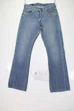 Lee Denver Bootcut (Cod. U863) Tg43 W29 L34 jeans usato ACCORCIATO vintage retrò