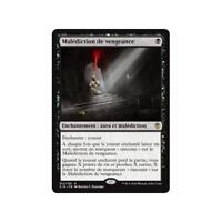 MTG Magic : Playset (4x) Malediction de vengeance Commander 2016 VF