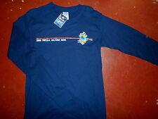 New With Tags 2006 MINOR LEAGUE BASEBALL ALL STAR GAME T SHIRT Toledo MUD HENS S