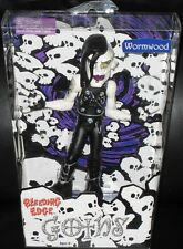 "Bleeding Edge Goths series 1 WORMWOOD VARIANT 7"" figure/doll-Living Dead Dolls"