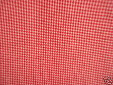 """Concord House """"Quilters Helpers"""" Plaid Fabric Cotton"""