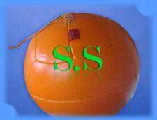 Gym Exercise Ball Orange 42 cm Diameters