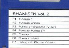 Floppy SOUND DISK. ROLAND W-30 formatted. Shamisen vol.2