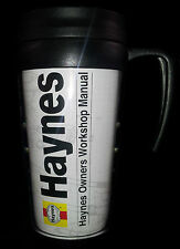 Thermal Travel Mug Haynes Owners Workshop Manual Thermos Insulated New
