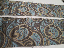 Fabricut Fabrics Pattern Joyner Color Spa 2 Pieces 12 In x 54 In India Textural