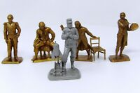 Vintage Mokarex Toy Soldiers. 1950s to 1960s. Excellent Condition.