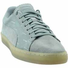 Puma Suede V2 x Pink Dolphin Sneakers Casual    - Blue - Mens
