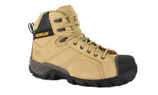 Cat Argon Hi Steel Toe Lace Up Leather Boot Honey Caterpillar US13 RRP $189