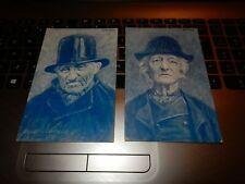More details for pair postcards sw netherlands, walcheren spakenburg  types
