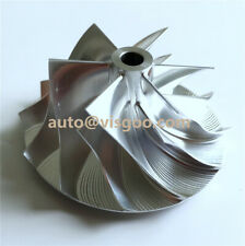 Turbo Billet Compressor Wheel Fit IHI Hino GM6/Hummer RHC6 (51.19/70) 6+6 baldes