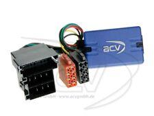 Adaptateur volant télécommande peugeot 206/306 2000 - 2002 pour JVC