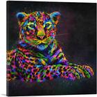 ARTCANVAS Jaguar Cat Animal Canvas Art Print