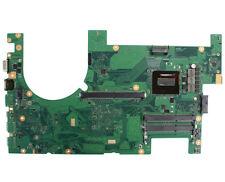 For ASUS G750JS G750JM REV.2.0 DDR3 Intel I7-4700HQ CPU Motherboard intel