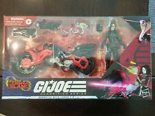 G.i. joe classified Baroness With Cobra Coil
