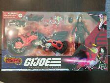 G.i. joe classified Baroness With Cobra Coil