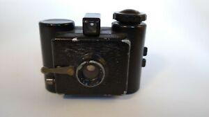 Sida Spionagekamera * Miniaturkamera * Siad Optik 1:8 = 35mm Sammler Rarität