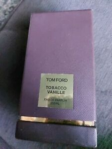 EMPTY  BOX Tom Ford Tobacco Vanille 250ml for collectors only