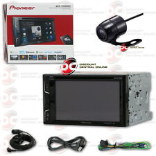 PIONEER AVH-1500NEX 2DIN 6.2 DVD CD BLUETOOTH CAR STEREO FREE 170° REAR CAMERA