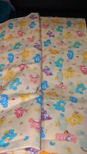 New listing New 2 Yards Care Bear Bears print � Fabric For Quilting Projects & other crafts