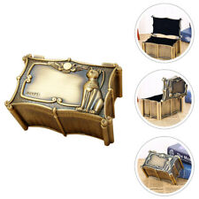1pc Necklace Storage Case Decorative Ring Box For Ring Home Gift