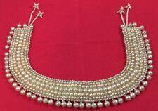 Creamy Faux Pearl Collar Necklace Truly Regal Art Craft Japan Pearls Vintage