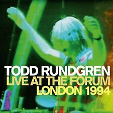 Todd Rundgren - Live At The Forum London 1994 [CD]